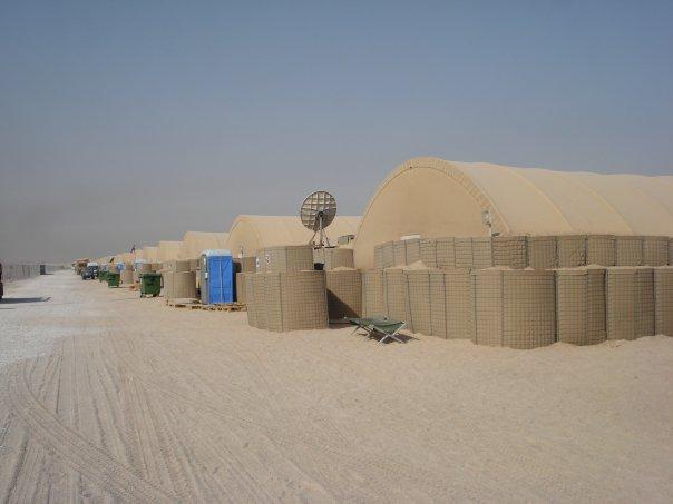 Basrah Tent City