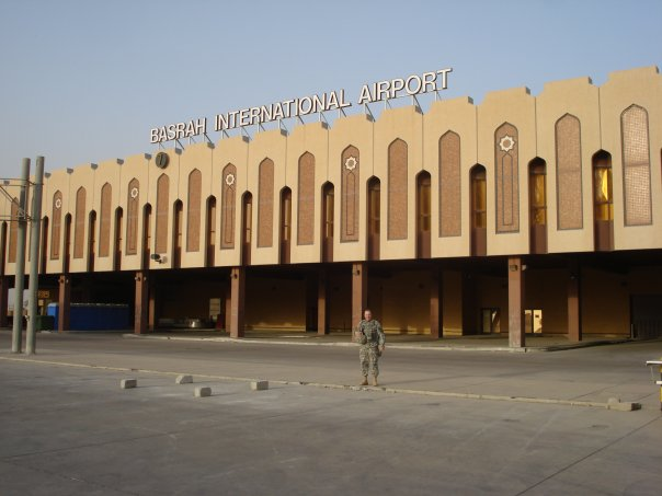 Basrah International Airport.