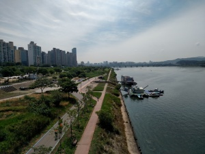 Bike & Hike Trial on Han River