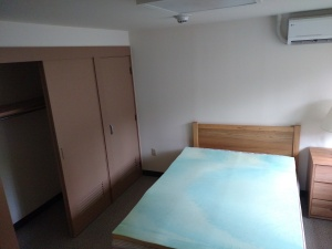 Yongsan BEQ bedroom