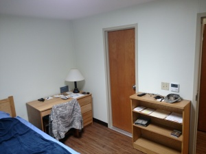 Yongsan BOQ Bedroom