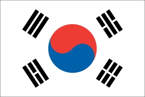 Flag of the Republic of Korea