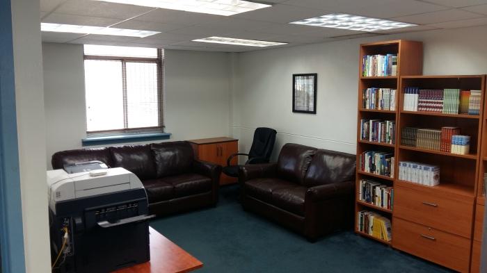 Brigade UMT office-meeting room