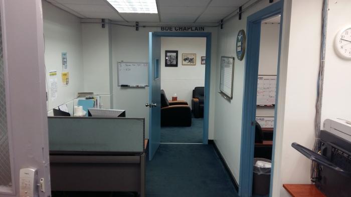 Brigade UMT office-KATUSA
