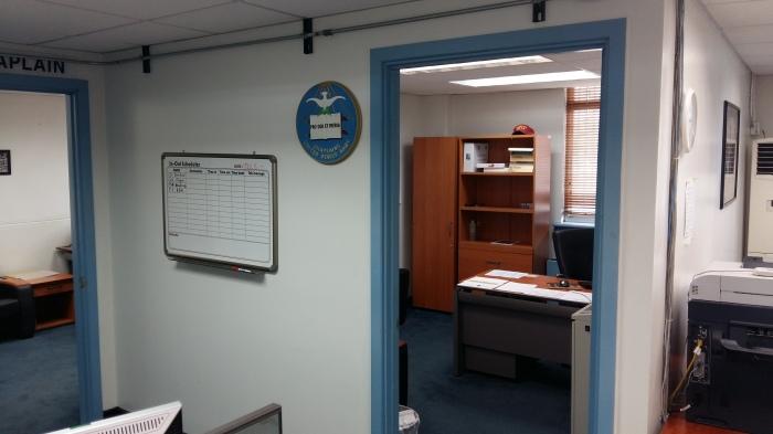 Brigade UMT Office-Chaplain Assistant
