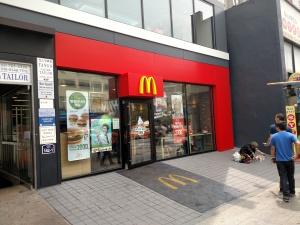 Itaewon Seoul McDonald's