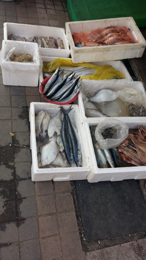 Pyeongtaek Fish Market