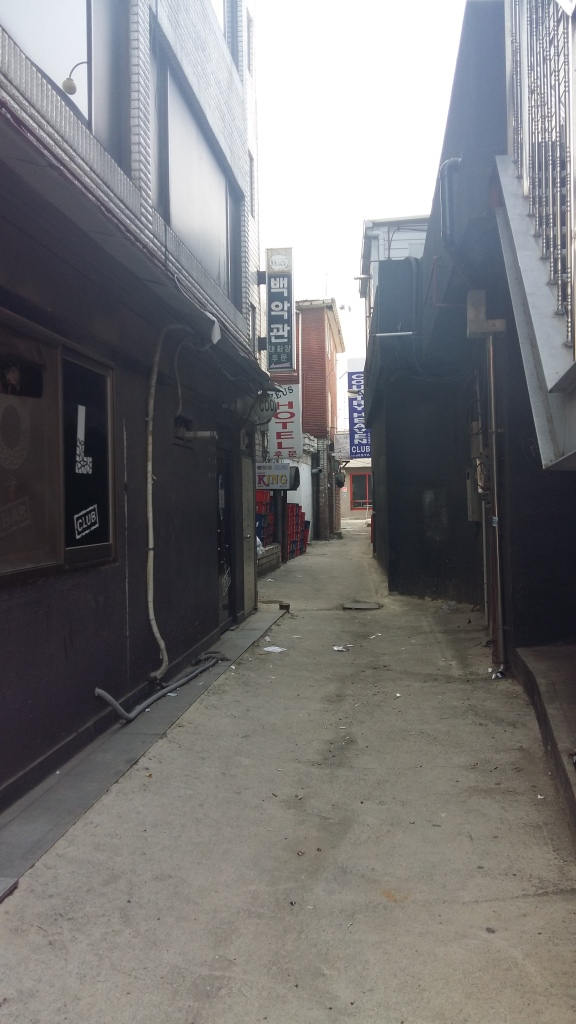 Pyeongtaek alley