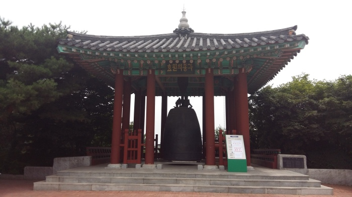 Suwon Hwaseong Fortress bell