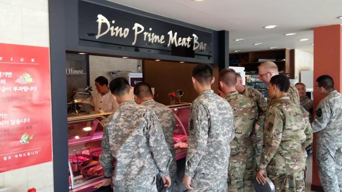 Dino Prime Meat Bar