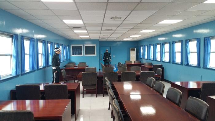 Panmunjeom Conference Building