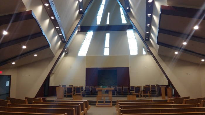Camp Humphreys Troop Chapel