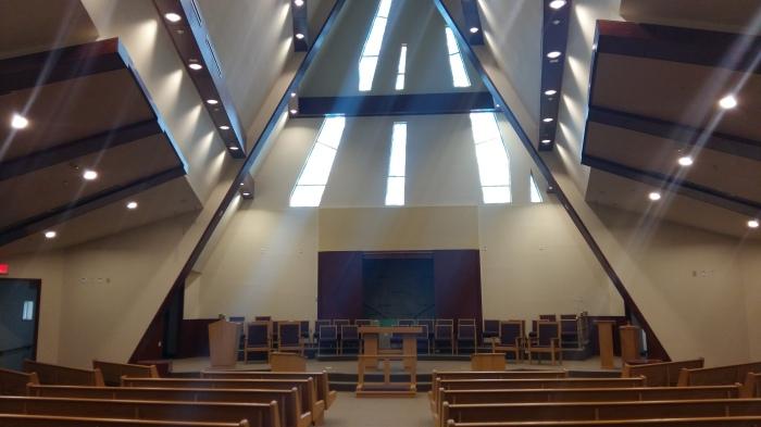Camp Humphreys Troop Chapel