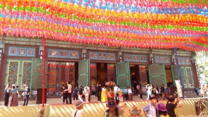 Jogye-sa temple