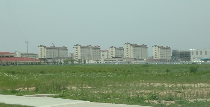 Camp Humphreys Barracks