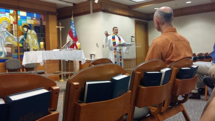 Yongsan Episcopal Service