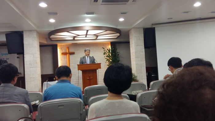 Pastor Tak, Kyung Sung