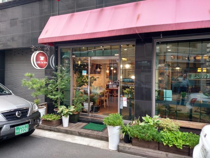 Cafe for Else