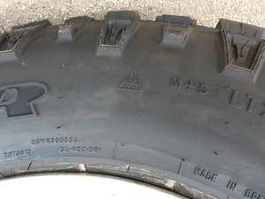 Tire-mark